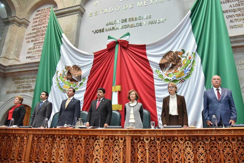 APRUEBA LA LEGISLATURA MEXIQUENSE REVOCACIÓN  DEL MANDATO Y CONSULTA POPULAR