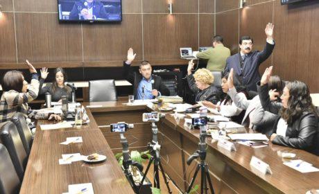 ENTREVISTA COMISIÓN LEGISLATIVA A 16 ASPIRANTES A CONSEJEROS CIUDADANOS DE LA CODHEM