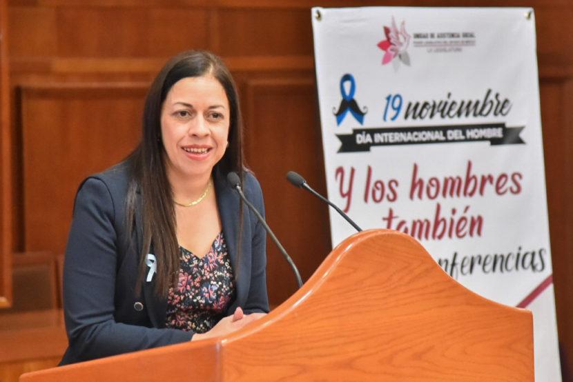 RECONOCE LA LEGISLATURA EL ROL POSITIVO DE LOS HOMBRES EN LA SOCIEDAD