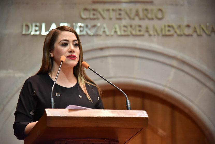 PROPONE AZUCENA CISNEROS MODIFICAR REGLAS DEL FEFOM