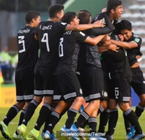 MÉXICO SUB 17 AVANZA A LA FINAL DEL MUNDIAL DE BRASIL 2019
