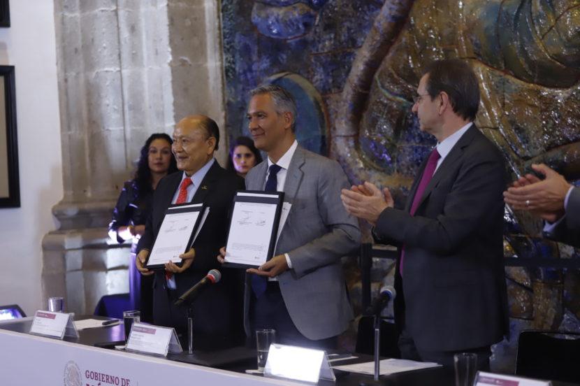 Firman CONALEP y SIPINNA convenio de colaboración para la protección y promoción de los derechos humanos de adolescentes