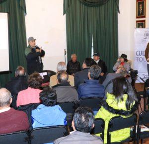 FERROCARRILEROS CUENTAN SUS VIVENCIAS EN TERTULIA TOLUQUEÑAS
