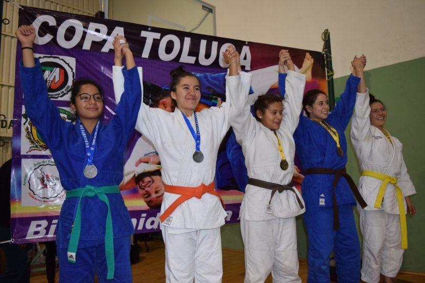 INICIA TEMPORADA COMPETITIVA DE JUDOCAS MEXIQUENSES