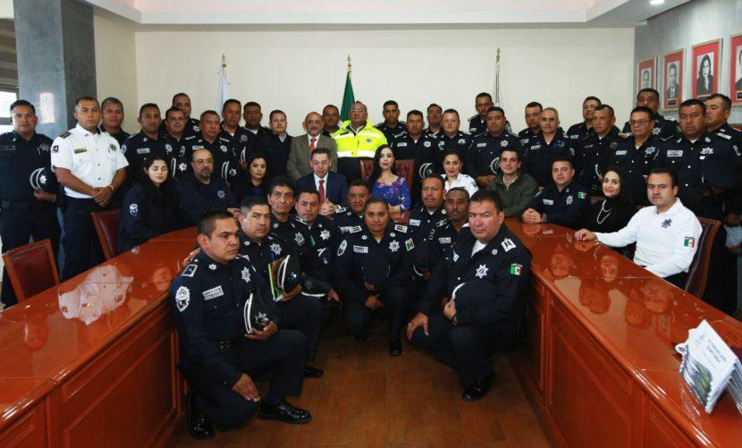 SUPERVISA PATRICIA DURÁN INDICADORES EN MATERIA DE SEGURIDAD