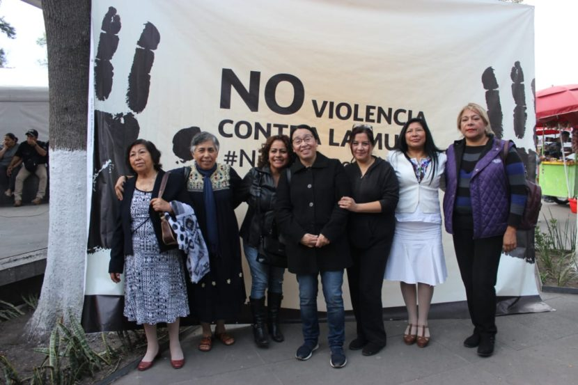 EN AUMENTO FEMINICIDIOS EN EDOMEX: AZUCENA CISNEROS