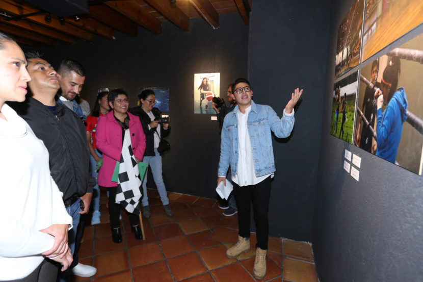 UAEMÉX EXHIBE MUESTRA FOTOGRÁFICA «EL CAMINO A LA VICTORIA»