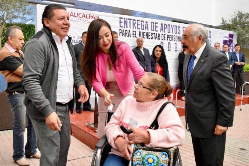 PATY DURÁN ENTREGA APARATOS FUNCIONALES A PERSONAS EN SITUACIÓN VULNERABLE
