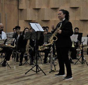 CONTINÚAN FESTEJOS CON LA SEMANA MUSICAL DEL CONSERVATORIO DE MÚSICA DEL ESTADO DE MÉXICO