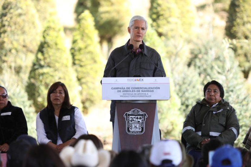 REACTIVACIÓN DEL TREN MÉXICO-TOLUCA ES RESULTADO DE LA COORDINACIÓN ENTRE EL GOBIERNO DE MÉXICO Y EL EDOMÉX: ALFREDO DEL MAZO
