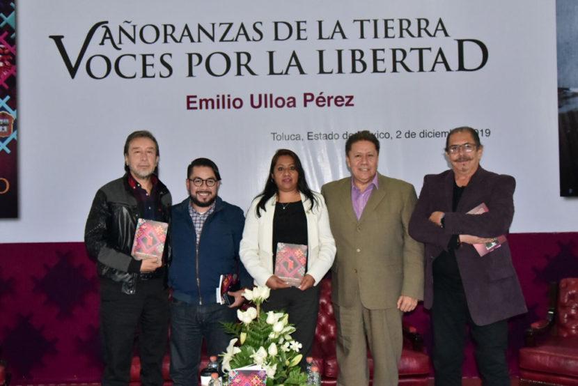 PRESENTAN LIBRO DE MEMORIAS CHIAPANECAS EN LA BIBLIOTECA LEGISLATIVA