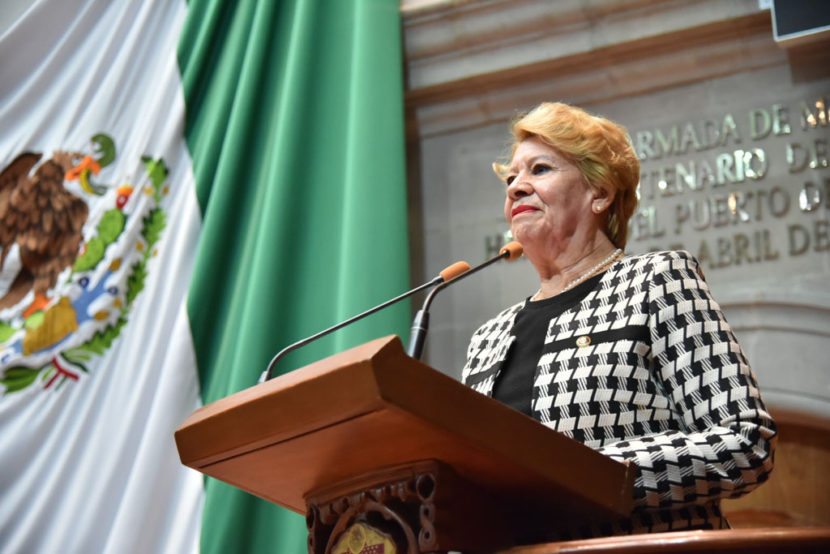 CREAR LA LEY PARA LA INCLUSIÓN DE LAS PERSONAS EN SITUACIÓN  DE DISCAPACIDAD, PROPONE ALICIA MERCADO