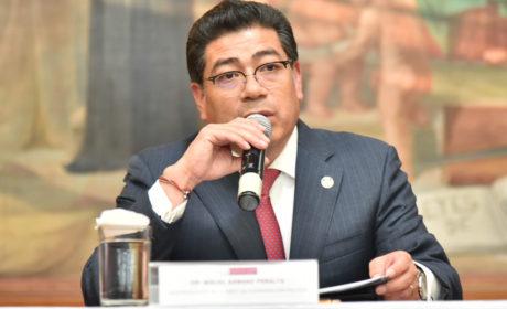 RECONOCE MIGUEL SÁMANO LEGADO DEL CIENTÍFICO MEXICANO  MAXIMILIANO RUIZ CASTAÑEDA