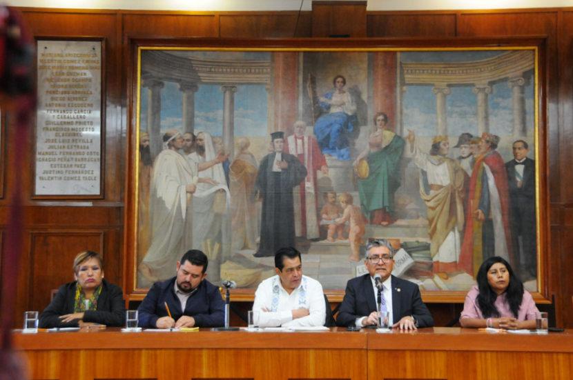 EL FORTALECIMIENTO MUNICIPAL ABONARÁ A LA DEMOCRACIA: CARLOS LOMAN