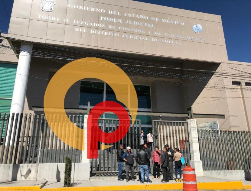 SE EFECTÚA PRIMERA AUDIENCIA DE MONSTRUO DE TOLUCA
