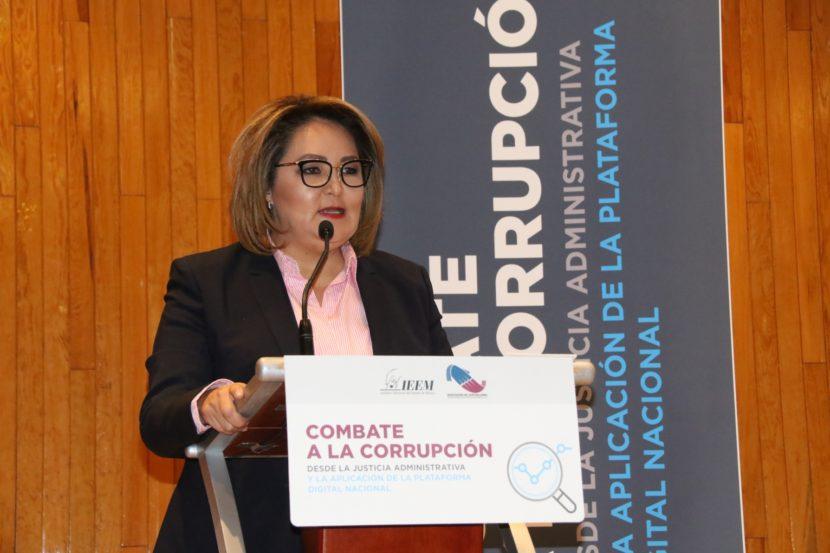 REFLEXIONAN EN IEEM SOBRE EL COMBATE A LA CORRUPCIÓN