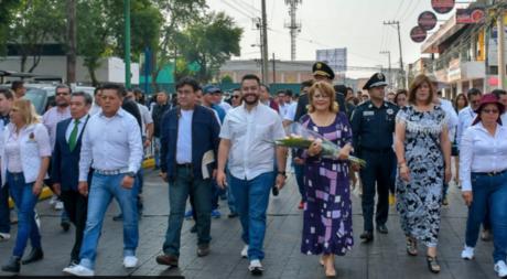 PRESENTA RUTH OLVERA PRIMER INFORME DE GOBIERNO