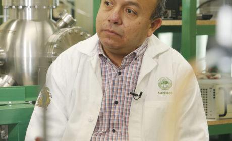 INVESTIGADOR DE LA UAEM INGRESÓ A LA ACADEMIA MEXICANA DE CIENCIAS