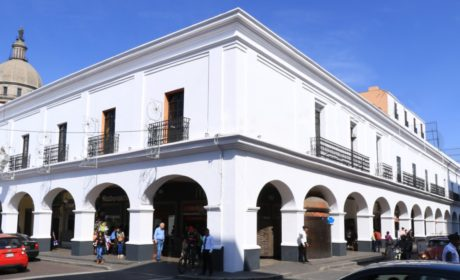 DEVOLVER A TOLUCA IMAGEN TRADICIONAL DE SUS PORTALES: JUAN RODOLFO SÁNCHEZ