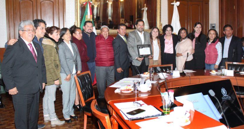 RECIBE TOLUCA CERTIFICACIÓN INTERNACIONAL DE MY WORLD MÉXICO
