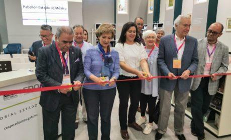 EDOMÉX PRESENTE EN LA FERIA INTERNACIONAL DEL LIBRO DE GUADALAJARA