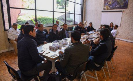 FORTALECE GOBIERNO DEL EDOMÉX ACCIONES PREVENTIVAS EN TORNO AL VOLCÁN POPOCATÉPETL