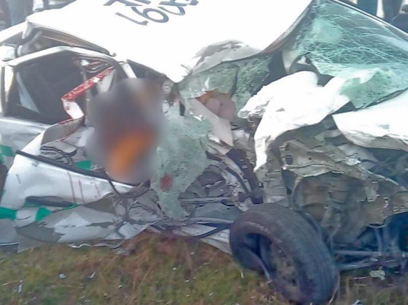 FATAL ACCIDENTE EN EL ORO DEJA 2 MUJERES MUERTAS
