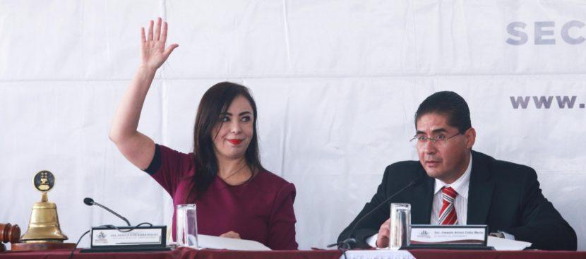 ENVÍA CABILDO A LEGISLATURA INICIATIVA PARA CREAR LA UNIVERSIDAD PÚBLICA NAUCALPENSE