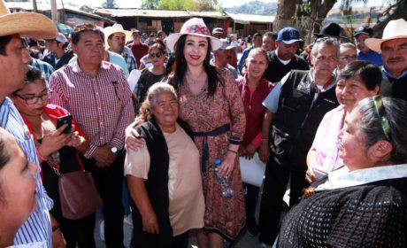 BENEFICIAN A 14 COLONIAS CON PAVIMENTACIÓN DE AVENIDA ALCANFORES