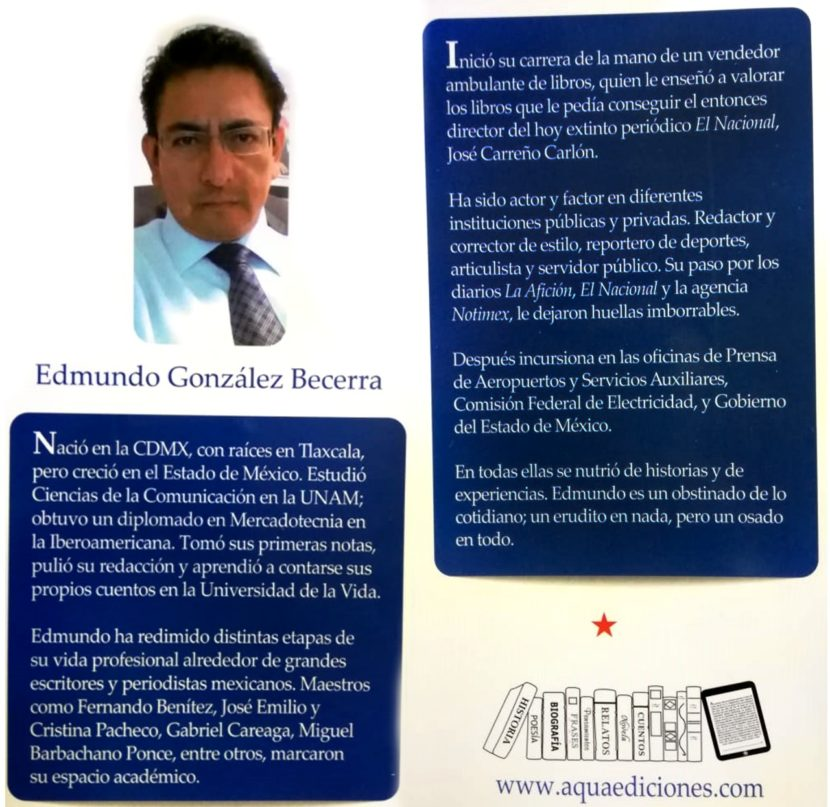 DESCANSE EN PAZ EDMUNDO GONZÁLEZ BECERRA