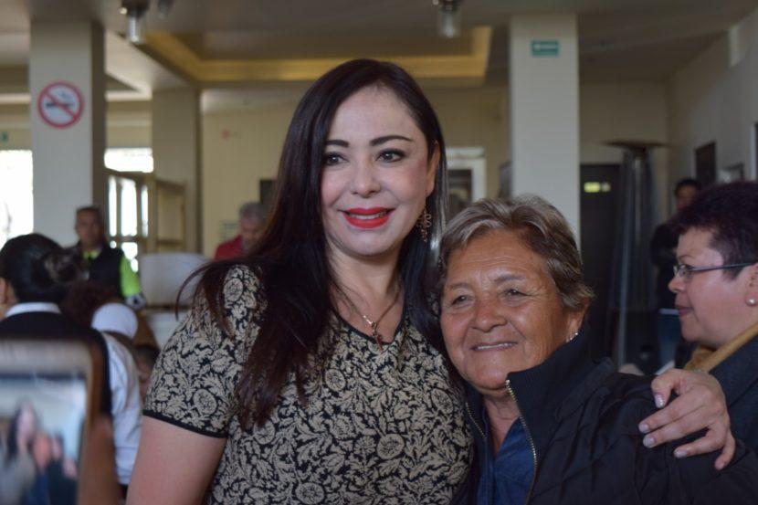 RECONOCE PATRICIA DURÁN LABOR DE AUTORIDADES AUXILIARES