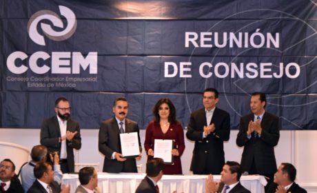 ACUERDAN GEM Y CONSEJO COORDINADOR EMPRESARIAL ACCIONES CONJUNTAS PARA COMBATIR CORRUPCIÓN