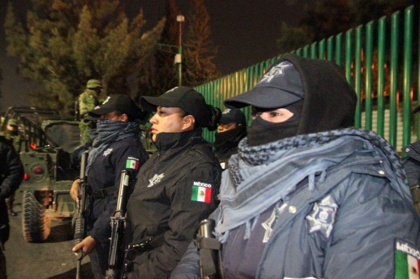CREAN CÉLULA DE MUJERES POLICÍAS CONTRA DELITOS EN 14 ZONAS LIMÍTROFES DE ECATEPEC