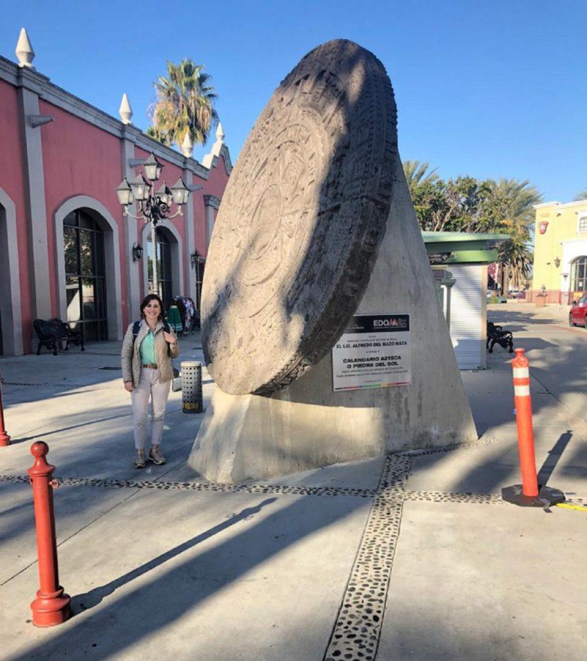 EXHIBEN ARTESANÍAS MEXIQUENSES EN LA PLAZA MÉXICO, LYNWOOD CALIFORNIA