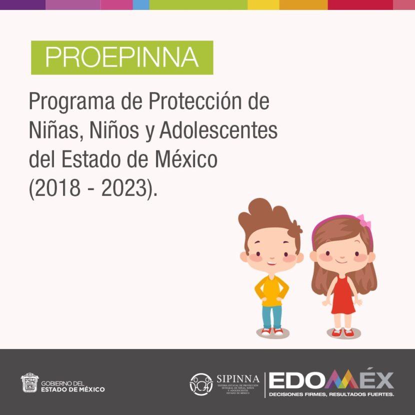 APRUEBAN PROGRAMA DE PROTECCIÓN INTEGRAL DE NIÑAS, NIÑOS Y ADOLESCENTES