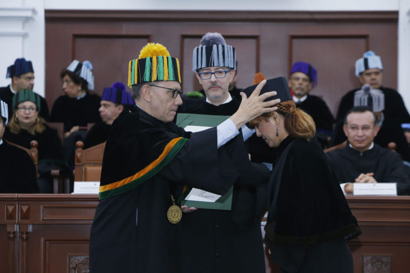 UNIVERSIDAD PÚBLICA ES UN DERECHO DE LA SOCIEDAD: ALFREDO BARRERA