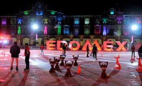 """CONGELAN EL ABURRIMIENTO CON """"INVIERNO EN PATINES EDOMÉX 2019"""" EN LA CAPITAL MEXIQUENSE"""