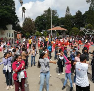 GRAN PARTICIPACIÓN EN LA CAMPAÑA DE ACTIVACIÓN FÍSICA ITINERANTE