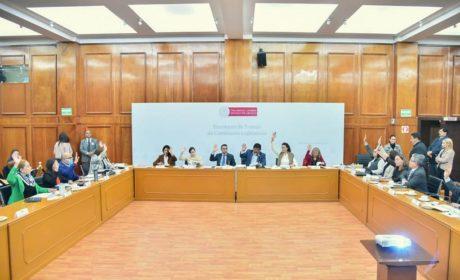 SE DECLARAN COMISIONES EN SESIÓN PERMANENTE PARA ANALIZAR EL PAQUETE FISCAL 2020