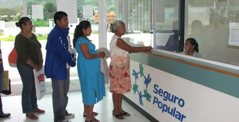 BORRARON LOS DATOS DE 60 MILLONES DE BENEFICIARIOS DEL SEGURO POPULAR.