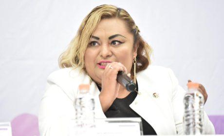 PROPONE BERENICE MEDRANO INCLUIR A LA CONTRALORÍA SOCIAL  EN LA LEY DE PARTICIPACIÓN CIUDADANA
