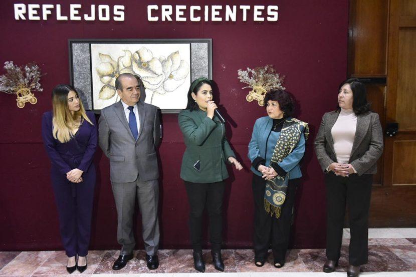 ABREN EXPOSICIÓN PICTÓRICA EN EL PALACIO LEGISLATIVO