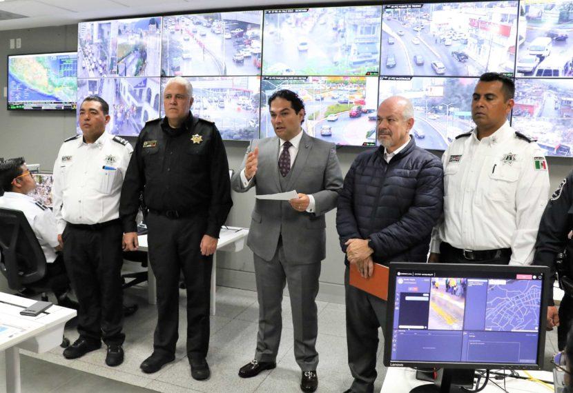 SALDO BLANCO EN HUIXQUILUCAN DURANTE EL PRIMER MACRO SIMULACRO DE SISMO 2020