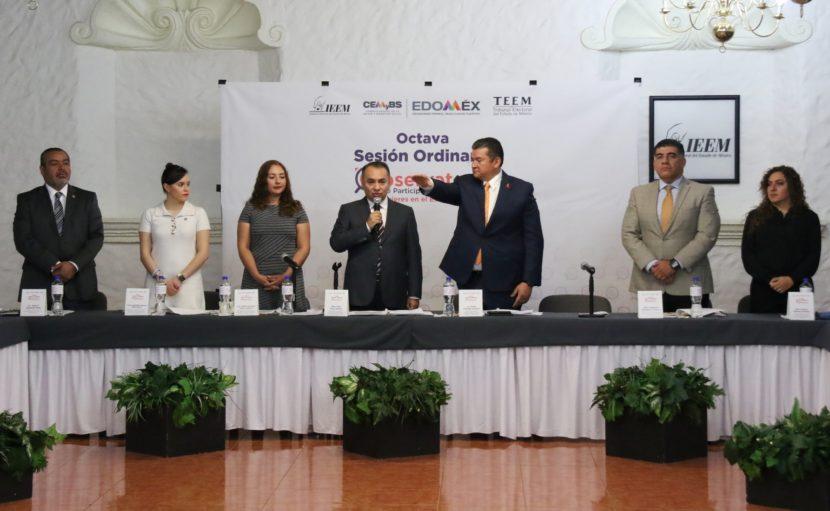 PRESIDE IEEM OBSERVATORIO DE PARTICIPACIÓN POLÍTICA DE LAS MUJERES