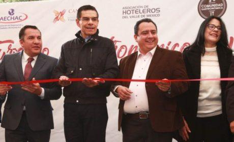 NAUCALPAN IMPULSA EL TURISMO Y DESARROLLO EMPRESARIAL