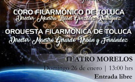 CON «LOS PLANETAS», LA OFIT INICIA TEMPORADA DOMINICAL 2020