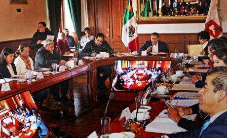 APRUEBA CABILDO DE TOLUCA EXHORTO AL GOBIERNO ESTATAL CONTRA EL INCREMENTO AL TRANSPORTE