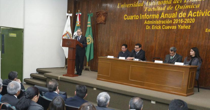 TRABAJO VISIONARIO, VOLUNTAD E INTELIGENCIA, FORTALEZAS DE LA UAEMÉX