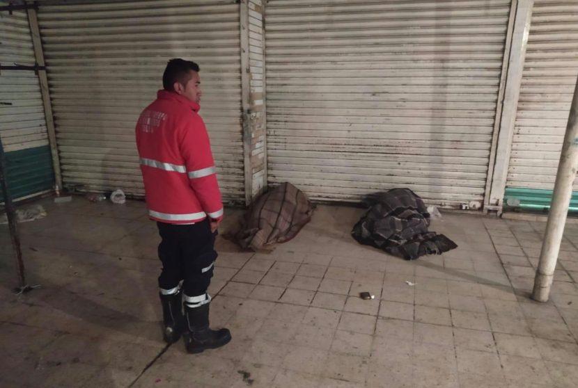 POR OPERATIVO SATURNO, PC Y BOMBEROS CONTINÚAN RECORRIDOS EN TOLUCA