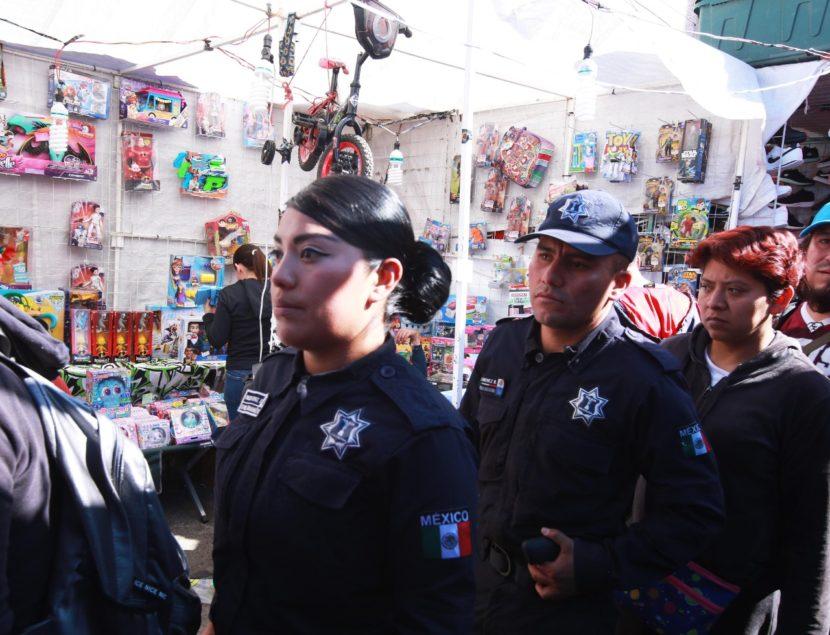 SALDO BLANCO  EN EL MARCO DE DÍA DE REYES EN NAUCALPAN